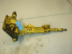1972 Ford 2110 Lcg Tractor Power Steering Box 2000