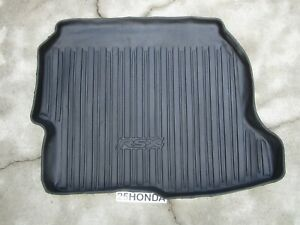 02 06 Acura Rsx Factory Accessory Trunk Tray Mat A Spec Type S Oem Rare