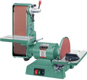 Grizzly Industrial G1276 6 X 48 Belt 12 Disc Combo Sander 1725 Rpm