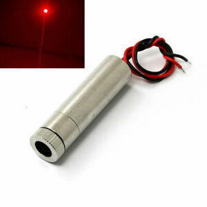 50mw 650nm 660nm Focusable Red Laser Line Module 12x40mm With Driver Industry