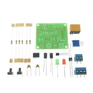 Reliable Timer Kits Electronic Component Soldering Practice Board Kit Training