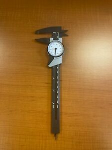 Plastic Caliper With Dial 0 150mm