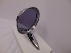 Vintage Side View Mirror For Car 5 Round Mirror 8 Long Frame Usa
