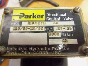 Parker Hydraulic Directional Control Valve R10m2yh