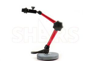 Shars Dial Indicator Holder Vacuum Suction Base New