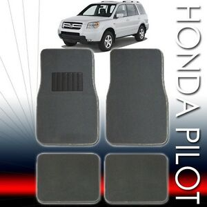 2003 2004 2005 2006 2007 2008 For Honda Pilot Floor Mats