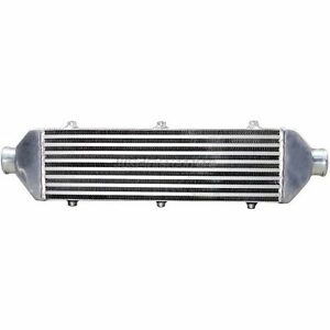 Cxracing Intercooler Front Mount 27x6x2 5 For Civic Golf