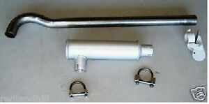 Oliver Tractor Exhaust Muffler Pipe Super 55 550