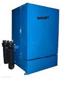 Maxjet Hd Parts Washer 10 Hp Heated Jet Spray Aqueous Cleaning
