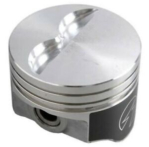 Sbc Small Block Chevy 327 Flat Top 2vr Pistons 4 040