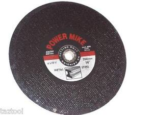 14 Cut Off Wheels Chop Saw Wheels For Metal Ate 5 Pcs Set