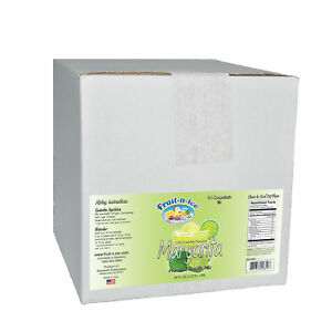 Fruit n ice Frozen Drink Margarita Granita Mix Case