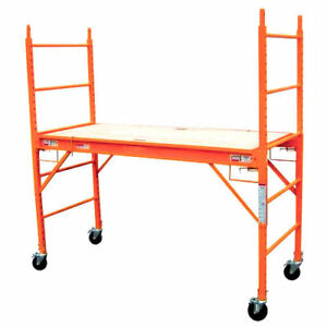 6 Ft H d Scaffolding Building Tool Scaffold Tools 1000lb