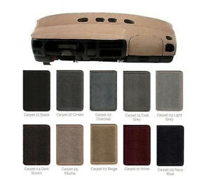 Gmc Dash Cover Custom Fit You Pick The Color Many Models Years Cp1gm