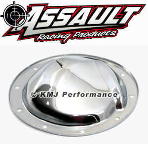 Gm Chevy 10 Bolt Chrome Differential Cover Camaro Chevelle Truck 8 2 Ring Gear