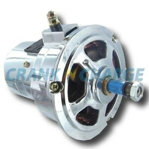 Alternator Chrome Volkswagen Beetle Mini Bus 75 80 1 6l