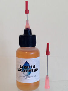 Liquid Bearings Best 100 Synthetic Oil For Antique Clocks Please Read