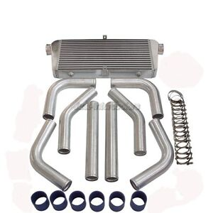 Cxracing 4 Intercooler piping Kit For Camaro F150 Mustang