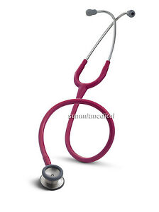 3m Littmann Classic Ii Pediatric Stethoscope raspberry