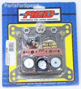 Aed Holley 4150 Rebuild Kit Double Pumper Carbs 850 950