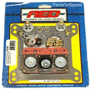 Aed Holley 4150 Rebuild Renew Kit Double Pumper Carbs 850 950