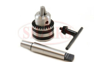 Out Of Stock 90 Days Shars 1 2 Drill Chuck W 1 Free Straight Mt2 Mt3 Mt4 R8