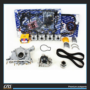 96 01 Honda Acura Integra 1 8l Engine Rebuild Kit B18b1