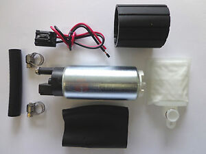 255lph High Pressure Flow Performance Fuel Pump Electric Efi Hp New Tre 342 2