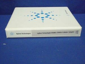 Agilent 83206a Tdma Cellular Adap Assembly Level Repair