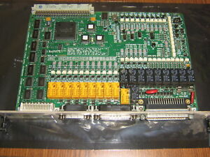 Comau Pc Board 10120460 Rev 04