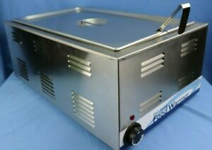 Countertop Steam Table With Ladel Lid Full Size Pan