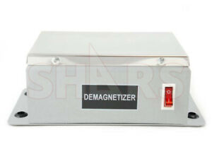 Plate Demagnetizer 6 1 2 X 4 1 2 Tool Dies Cutters New