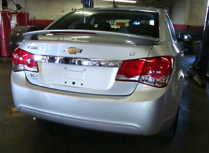 2011 Chevrolet Cruze Painted Rear Spoiler Wing Oe Style