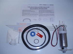 Real Walbro 255lph High Pressure Flow Intank Electric Performance Fuel Pump G761