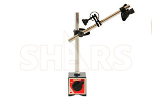 Out Of Stock 90 Days Shars Magnetic Base With Fine Adjustment For Dial Test Indi