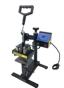 Digital Swing Away Hat Cap Heat Press Transfer Machine