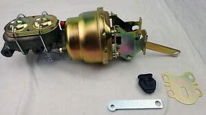 1956 Ford Brake Booster And Master 1955 1954 Ford 7 Inch Dual Diaphragm
