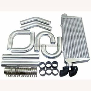 Universal Front Mount Intercooler 3 Piping Kit