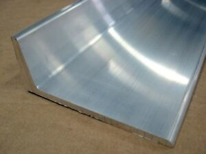 8020 Aluminum Angle Stock Mill Finish 15 S 8416 X 48 N