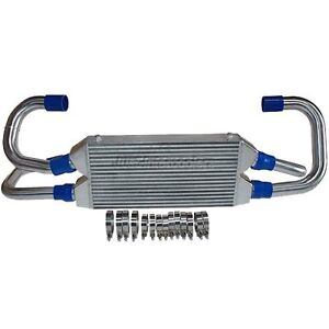 Cxracing Intercooler Kit Turbo New Improved For Audi Rs4 S4