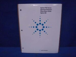 Agilent Psa Series Analyzers Phase Noise Guide Opt 226