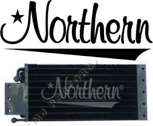 Northern 400 623 Ford Tractor Tw15 Tw25 Tw20 Condenser Oil Cooler D8nn19710