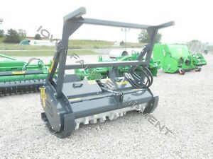 Loftness G3 61 Skidsteer Brush Mulcher Mulching Head 31 42gpm mulch 6 To 10