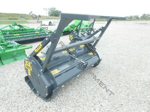 Loftness G3 71 Skidsteer Brush Mulcher Mulching Head 31 42gpm mulch 6 To 10