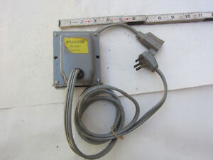 Stancor Gsd 75 75va 230v To115v Transformer Used