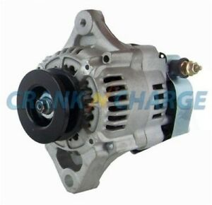 Alternator Ford New Holland Tractor 1220 Tc21d Tc24d Mower Mc22 Agco St45