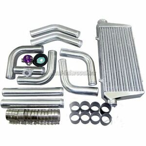 Bov Universal Turbo Intercooler 3 Pipe Piping