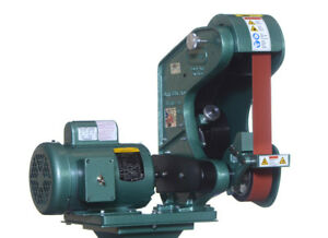 New Burr King 482 2 X 48 Grinder