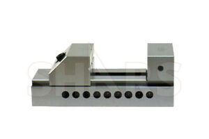 Shars Precision Toolmakers Vise 3 X 4 Cnc Vise 0002 Certificate New A