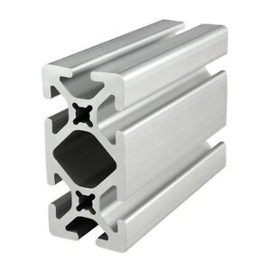 80 20 Inc T slot Smooth 1 5 X 3 Aluminum Extrusion 15 Series 1530 s X 48 N